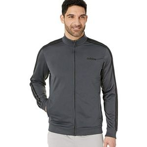 Adidas 3 Stripes Tricot Track Jacket Sz 2XL